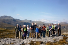Cleit Ard guided walk 2014