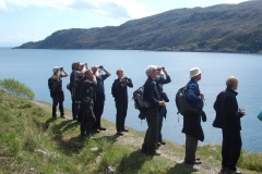 Guided Walk at Rhenigidale